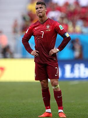 Cristiano Ronaldo prolonga maldición que persigue a dueños del Balón de Oro 20fc60253e894