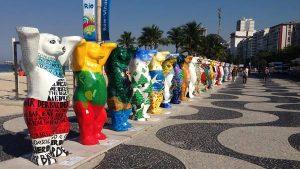 osos brasil carioca playa