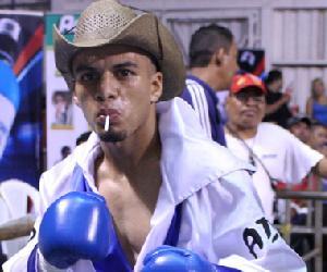 El matagalpino Carlos Rueda