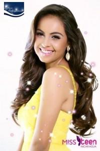 Irazema Sosa Miss Teen Americas