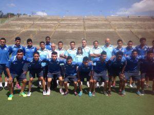 nicaragua seleccion futbol sub20