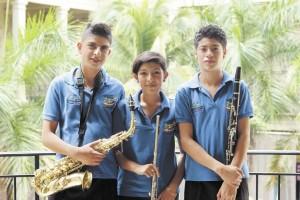 Encuentro escuelas de musica