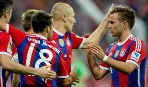 Bayern Múnich abre la Bundesliga venciendo al Wolfsburgo