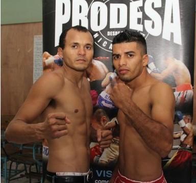 Carlos Rueda Y Everth Briceño