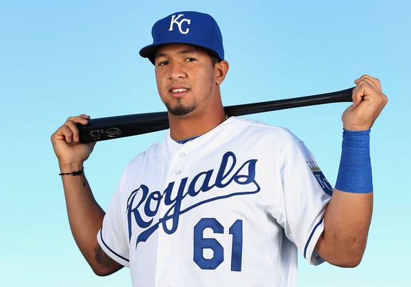 Cheslor+Cuthbert+Kansas+City+Royals+Photo+xYiWa2aNAfql