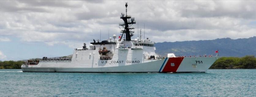 guardia costera estados unidos