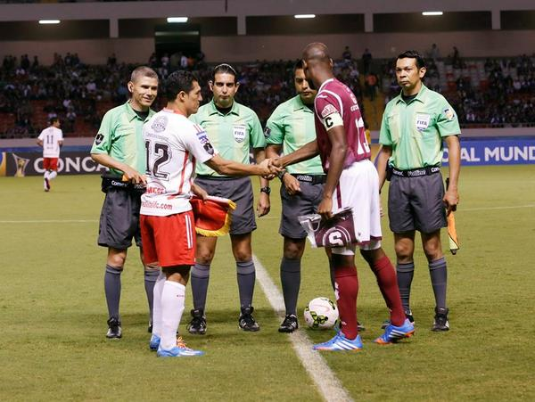 real esteli vs saprissa