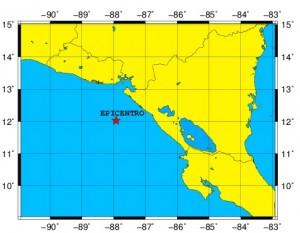 sismo pacifico nicaragua