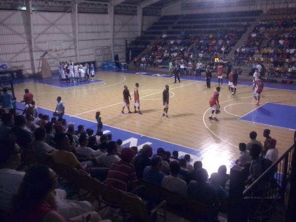 ACB entre Toros del Norte y Leones de Managua