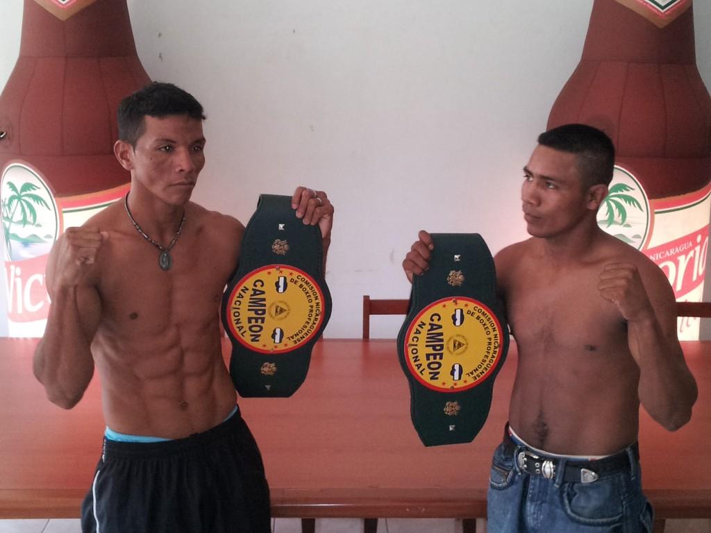 cartelera de pinolero boxing alexis arguello 1 noviembre