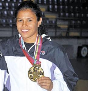 Sayra Laguna gana Bronce en judo