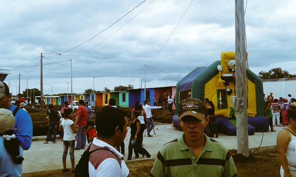 Alcaldía de Managua entregó 450 viviendas