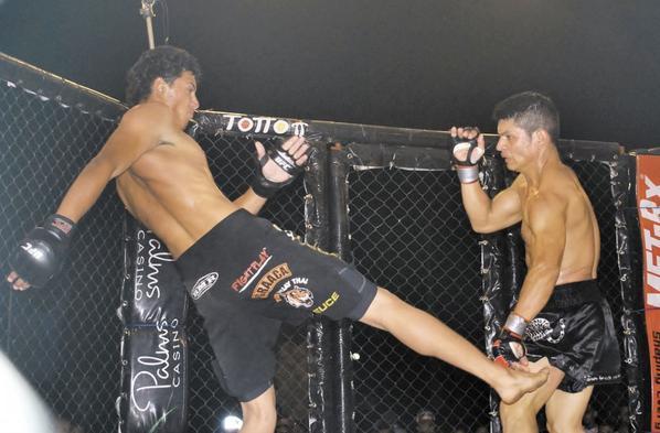 El Tigre Rivera se come a Erazo en Tipitapa