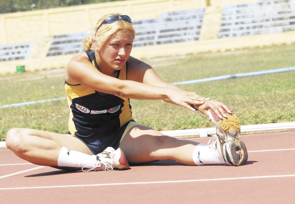 Glenda Ubeda Nicaragua atleta