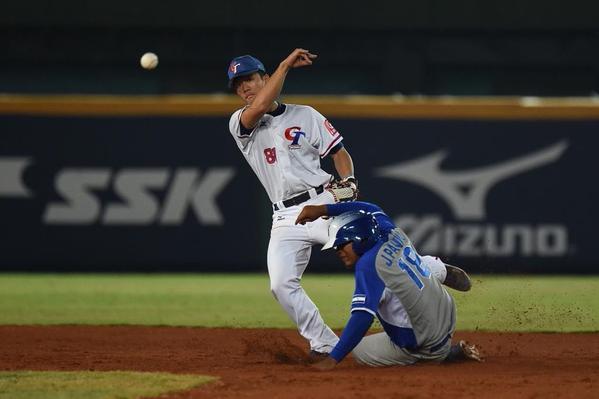 Nicaragua cae 2-0 ante Taiwan