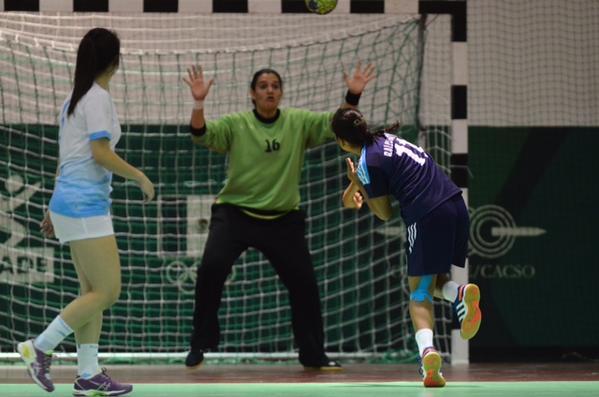 Nicaragua gana en Balonmano en los Juegos C.A-Caribe