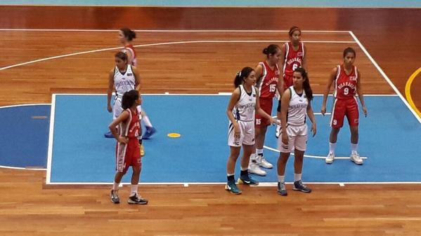 Nicaragua pierde contra Guatemala por más de 100 puntos en Baloncesto