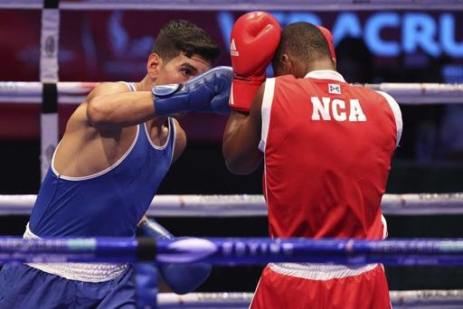 Omar López le da la cuarta medalla a Nicaragua en Veracruz