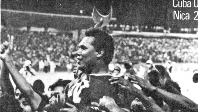 El pitcher nicaragüense Julio Juárez