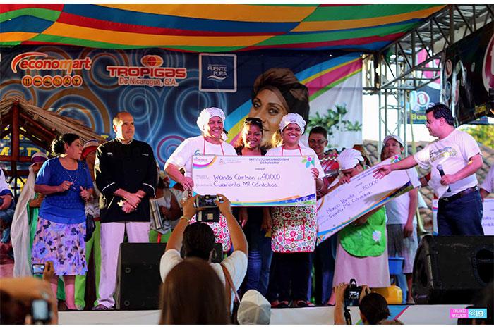 Costeña ganó primer lugar en concurso nacional de comidas típicas navideñas