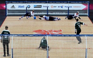 PARALYMPICS Goalball 113073A