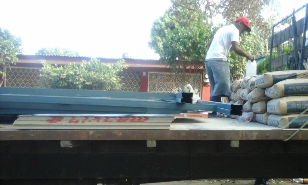 Gobierno sandinista construye viviendas a familias víctimas de calamidades