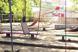parque de las piedrecitas