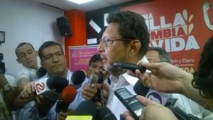 Bayardo Arce espera que el Bóer sean el campeón de La Liga Profesional