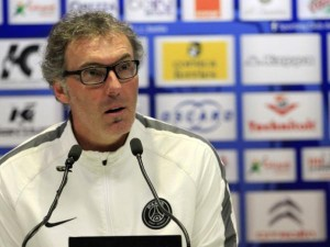 Blanc reprende a jugadores de París Saint Germain