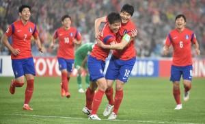 Corea del Sur pasa a la final de la Copa de Asia tras vencer a Irak