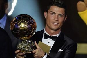 Cristiano Ronaldo vuelve a ganar el Balón de Oro
