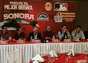 D-backs y Rockies disputarán un partido en Hermosillo