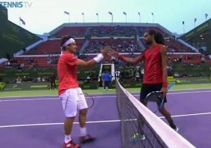 David Ferrer avanza a semifinales en Doha