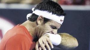 Del Potro cae en cuartos de final en Sydney