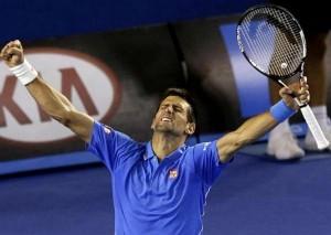 Djokovic, Wawrinka y Serena ya están en cuartos en Australia