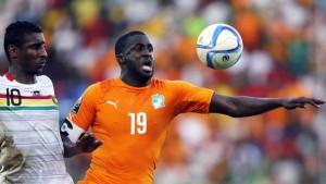 Doumbia evita la derrota de Costa de Marfil ante Guinea