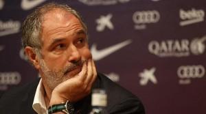 El Barcelona despidió a su director deportivo