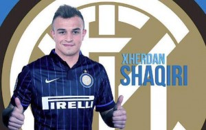 El Bayern Múnich cede a Shaqiri al Inter de Milán