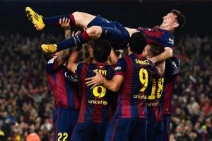 LFP homenajeará a Messi el domingo