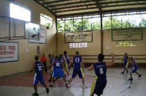 La selección de Maxi-baloncesto de Nicaragua