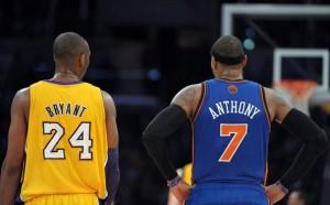 Lakers y Knicks son los equipos más valiosos de la NBA
