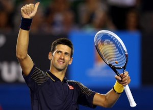 Novak Djokovic sigue sin ceder un set