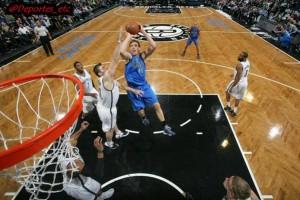 Nowitzki séptimo máximo anotador en NBA