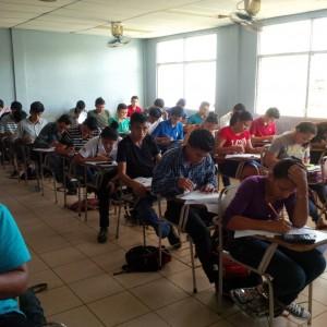 examenes de admision en la uni 2015