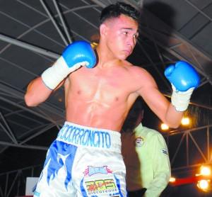 Carlos ìChocorroncitoî Buitrago