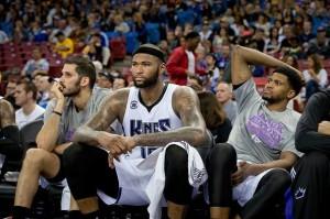 DeMarcus Cousins tomará el lugar de Kobe en el All Star