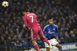 Real Madrid con paso y medio en cuartod de final de Champions