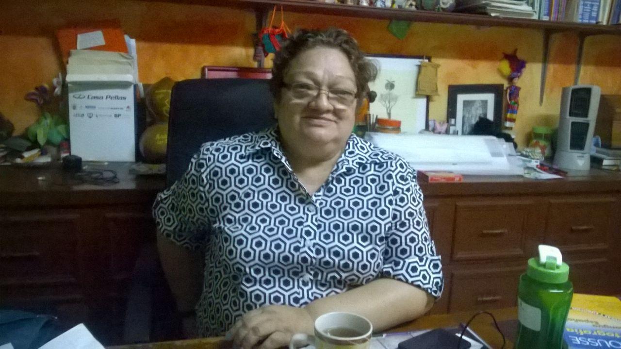 Rosario del Carmen Pasquier Luna