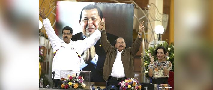 nicaragua declara solidaridad total