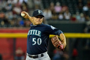 MLB: Seattle Mariners at Arizona Diamondbacks